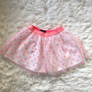 Children's place toddler girls tutu skirt Sz XS